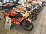 Goodwood Festival Of Speed  2016 XR27 Suzuki ,Tribute to Barry Sheene 40 Years since he won his World Championship,  Freddie Sheene Steve Griffith, John Moulds all riding Steve Wheatmans fantastic Machines