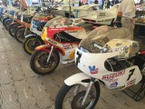 Goodwood Festival Of Speed Tribute to Barry Sheene 40 Years since he won his World Championship,  Freddie Sheene Steve Griffith, John Moulds all riding Steve Wheatmans fantastic Machines