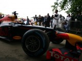 Red Bull F1 Pierre Gasly  2016 Goodwood Festival of Speed